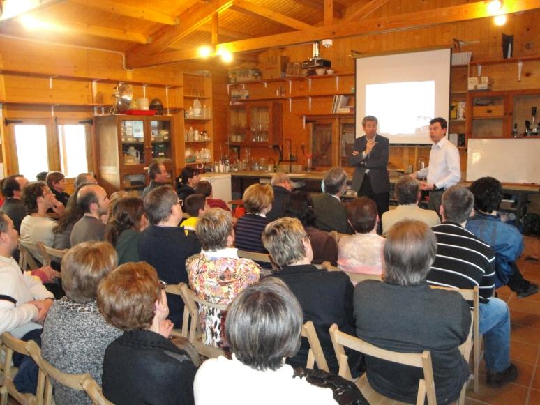 09/04/2010 Observatori Meteorològic de Pujalt